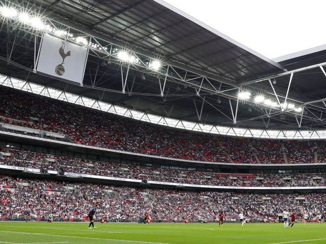 Tottenham attempting to stop Liverpool fans from buying home end tickets for Wembley clash
