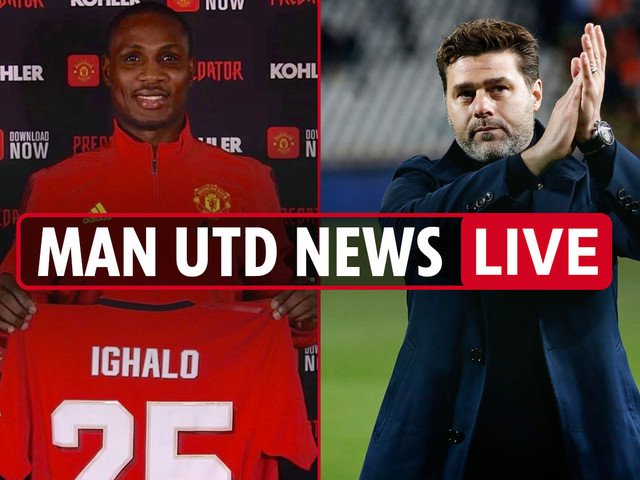 8.30am Man Utd news LIVE: Ighalo 'quarantined' over coronavirus, Pochettino meets Woodward advisor, Dembele transfer