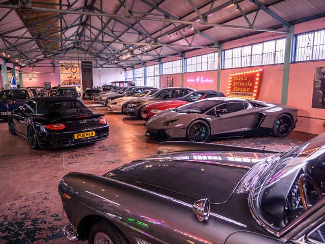 Duke of London: visiting the hub for classics and supercars alike
