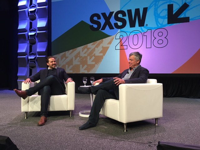 Eddy Cue Talks Texture Purchase, Apple's Content Plans at SXSW