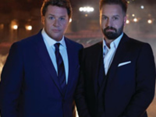 Michael Ball And Alfie Boe Announce 2020 Back Together Arena Tour