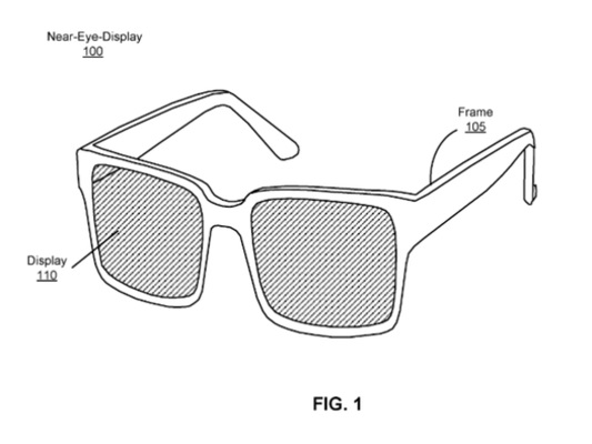 Patent application shows Facebook working on its own pair of AR smartglasses