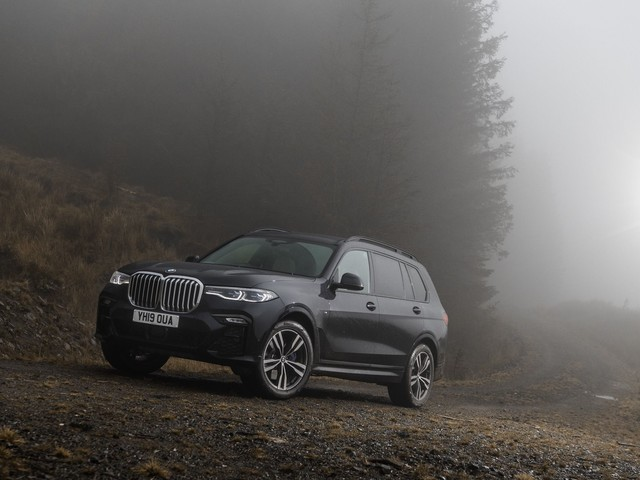 Does M Sport make sense for the BMW X7