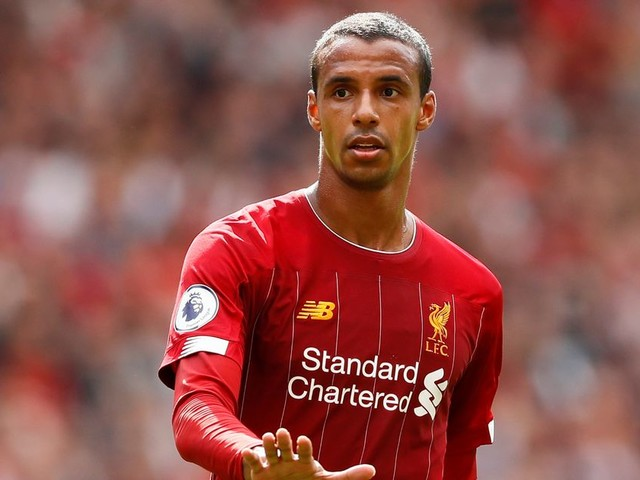 Liverpool's Joel Matip wins PFA Premier League Player of the Month award for September