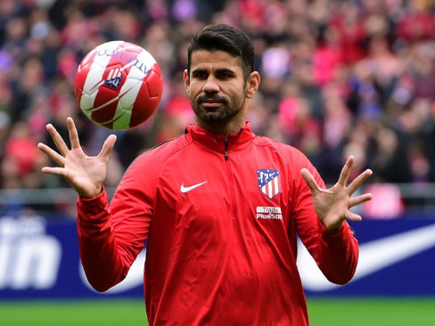 Costa's sizzling return reignites Atletico