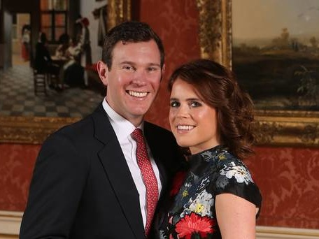 Princess Eugenie reveals she cried when Jack Brooksbank proposed on one knee