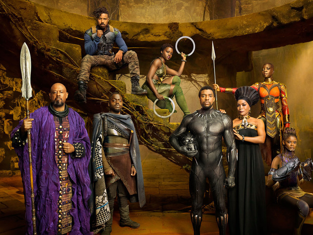 Movie Talk: 'Black Panther' Scores the 5th Largest Opening of All-Time