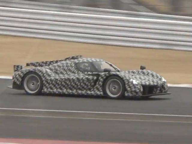 986bhp Toyota GR Super Sports hybrid hypercar teased in new video