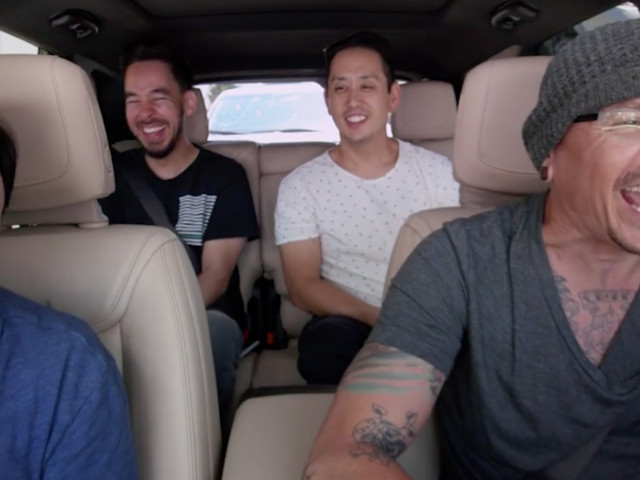 Linkin Park rocked 'Carpool Karaoke' a week before frontman Chester Bennington's death —here's the bittersweet video