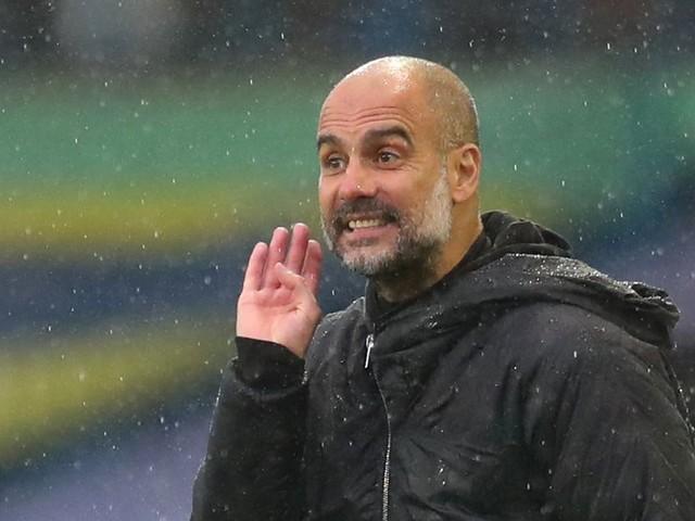 Guardiola told he faces Man City rebuild after stuttering Premier League start