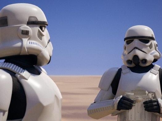 Epic is bringing Stormtrooper skins to Fortnite