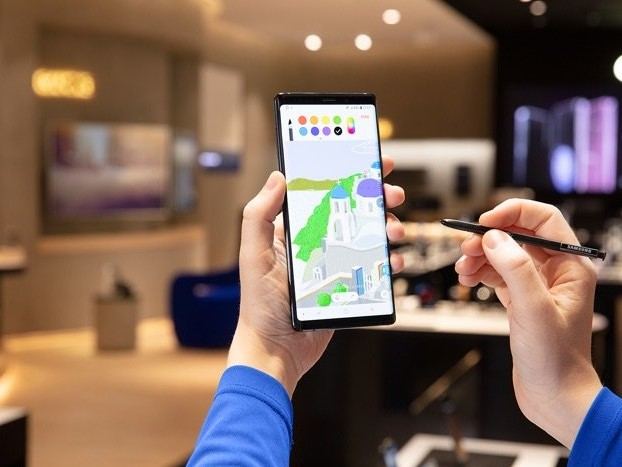 Unlocked Samsung Galaxy Note 9 gets Android 10 in the US
