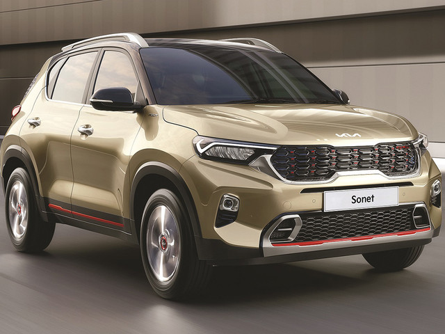 2021 Kia Sonet launched at Rs 6.79 lakh