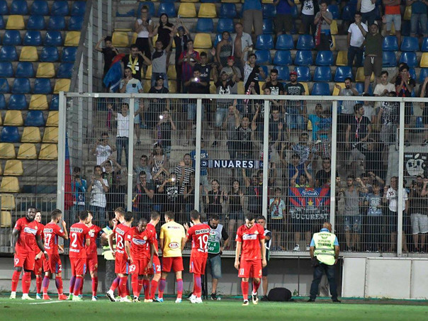 FAIL: Botched Panenka Scuppers Newly-Promoted Romanian Side's Chance Of Snaffling 96th-Min Draw Against Steaua Bucharest (Video)