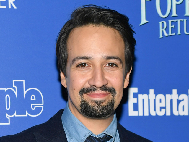 Here's Why Lin-Manuel Miranda Is Skipping Golden Globes 2019