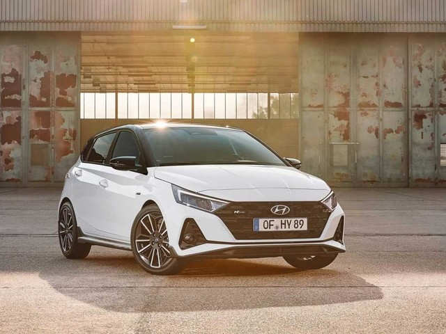 India-Bound Hyundai i20 N Line – 5 Things You Should Know