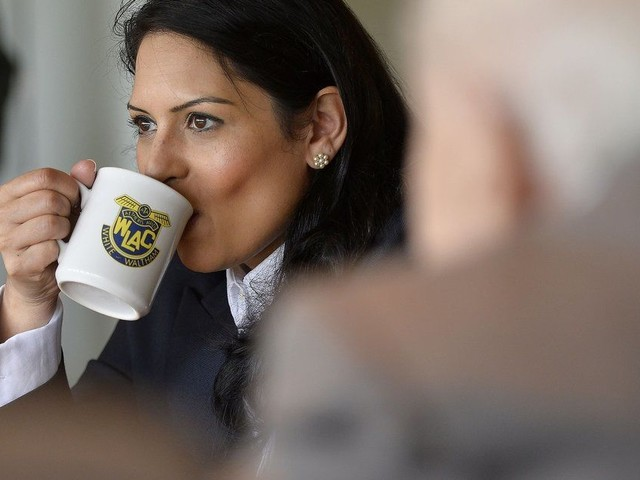 Analysis: From Day One, Priti Patel's Ambition Was Plain For All To See
