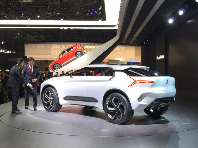 2017 Tokyo motor show - action as it happened and gallery