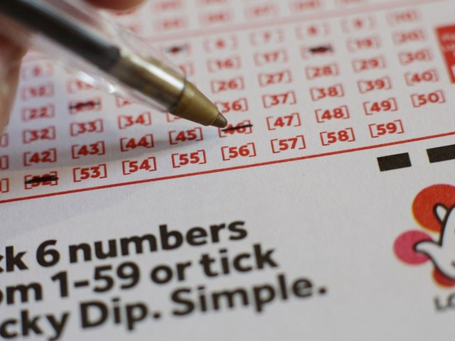 Lotto results: Winning numbers for £8.4m Lotto and Thunderball on Wednesday, June 19