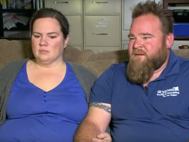 Police officers busted down the door of an Arizona home with guns drawn to remove a sick, unvaccinated toddler whose parents refused to bring him to a hospital