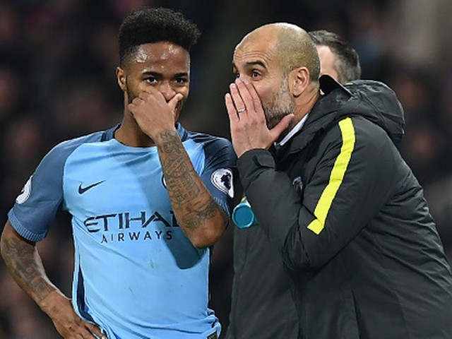 Raheem Sterling is 100 per cent committed to Man City - Pep Guardiola