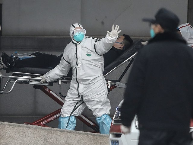 China warned the deadly Wuhan virus is 'mutating' and could spread further, with over 2,000 people tested after being close to those infected