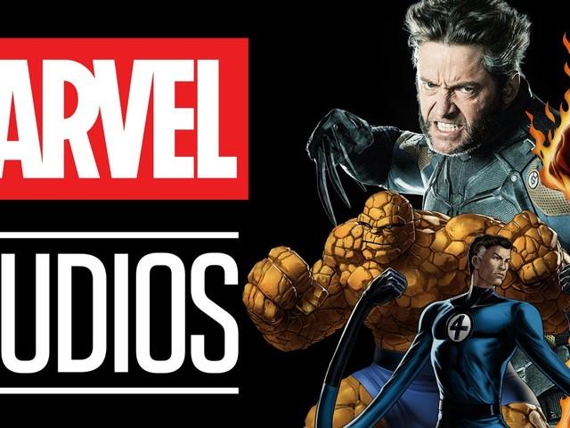 Disney CEO Confirms X-Men & Fantastic Four Will Join MCU