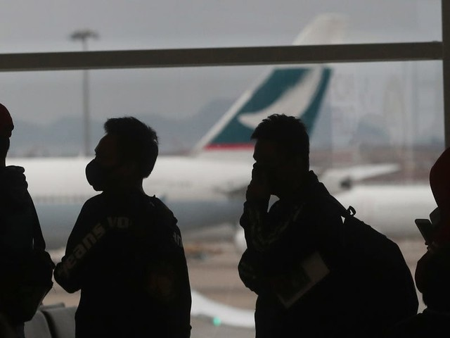 Some travel influencers are seeing plans canceled amid the coronavirus outbreak, while others are staying put for fear of getting stuck in a quarantine