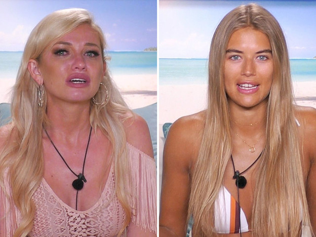 Amy reveals Arabella cruelly told her Love Island viewers HATED her when she entered the villa