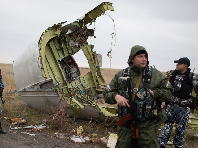 Flight MH17: Four men go on trial for murder