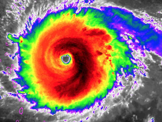 Hurricane Irma is now a Category 5 storm and could make landfall in Florida
