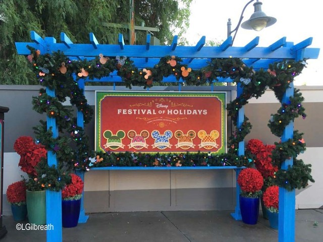 First Look at Disney California Adventure's 2018 Festival of Holidays!