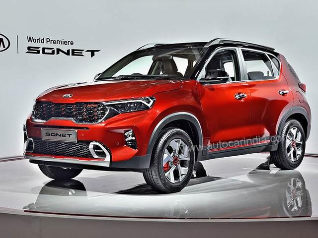 Kia Sonet GTX+ automatics priced at Rs 12.89 lakh