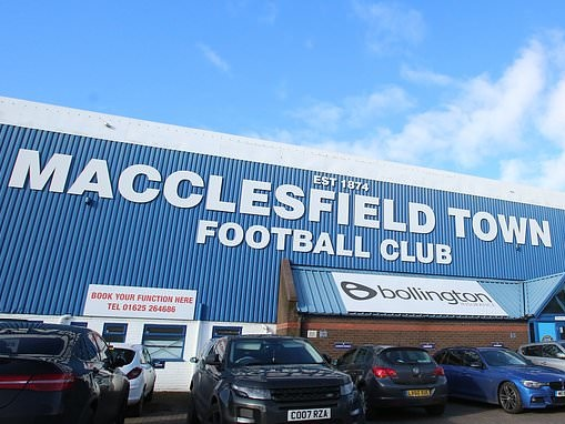 Macclesfield on the brink of being saved