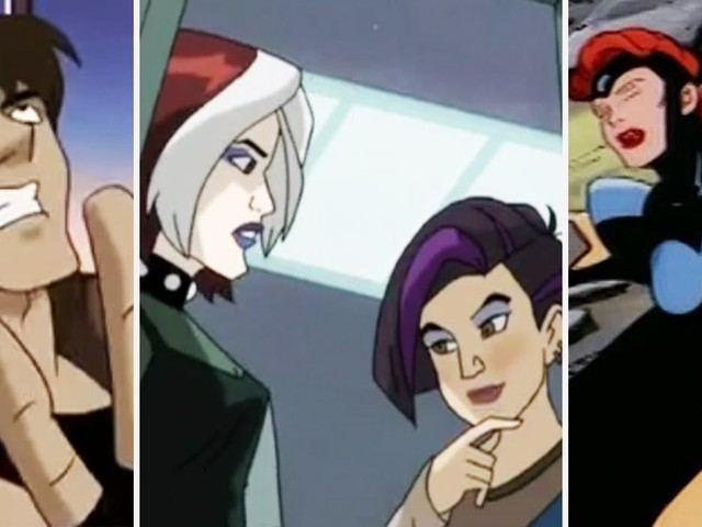 16 Weird Things You Completely Missed In X-Men Cartoons
