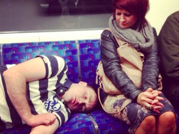 Things We Love To Complain About On The Tube