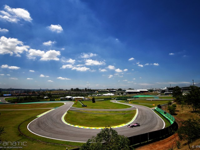 2017 Brazilian Grand Prix practice in pictures | F1 Pictures
