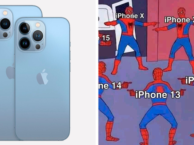 50 Memes And Jokes In Response To Apple Releasing iPhone 13