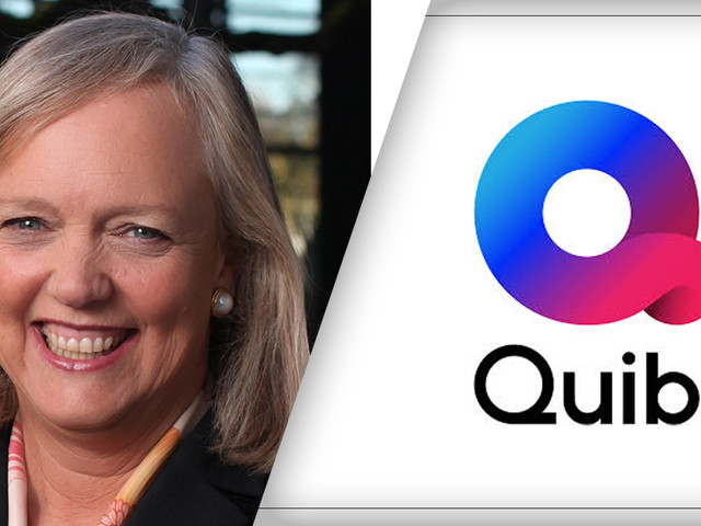 Quibi CEO Meg Whitman Wants to Bring 'Watercooler' Shows to Mobile Video