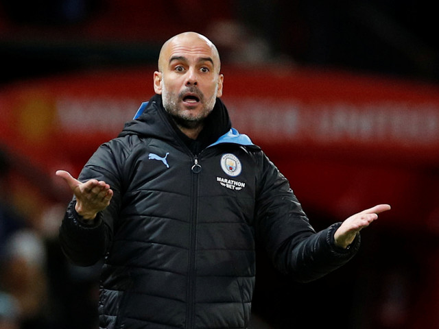 Pep Guardiola 'definitely leaving' Man City – fans stunned as club BANNED from the Champions League for breaching FFP