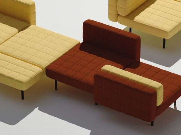 30 Examples of Modular Furniture - From Adaptable Shelving Units to Interchangable Sofa Sets (TrendHunter.com)