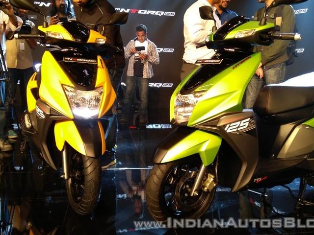 TVS Ntorq 125 vs Honda Grazia – Spec Comparison