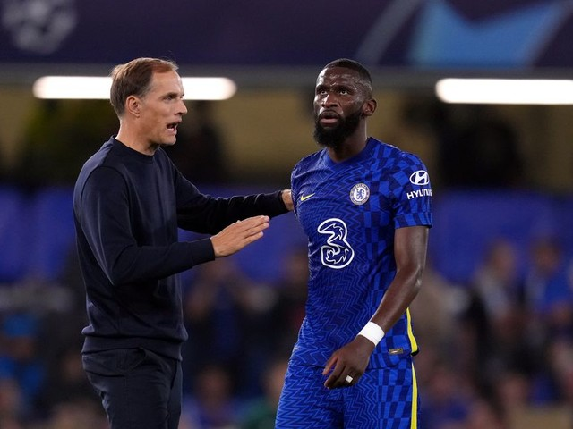 Tuchel hoping Chelsea can 'find the solution' for new Rüdiger contract