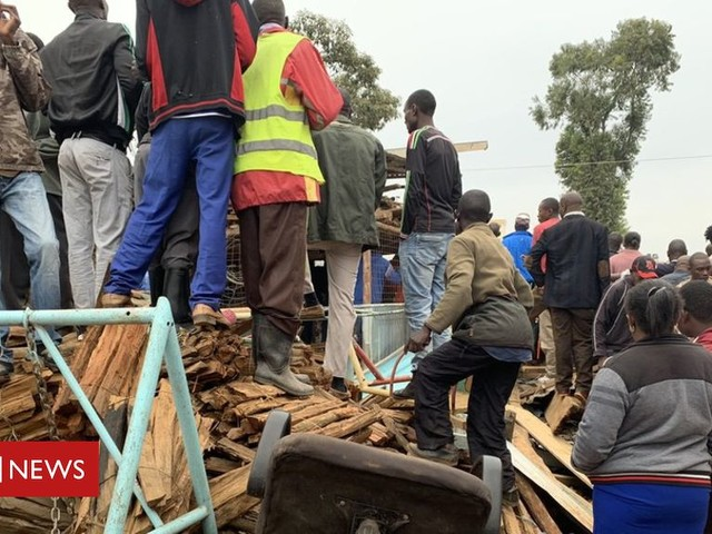 At least seven dead after Kenyan classroom collapses