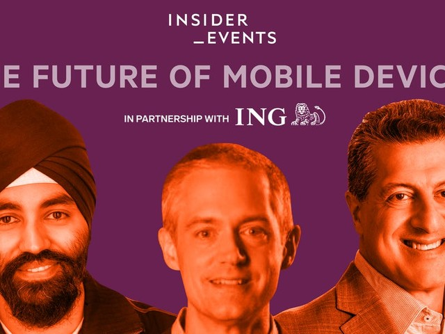 3 tech execs say the future of mobile computing is in AR glasses, health-tracking wearables, and more
