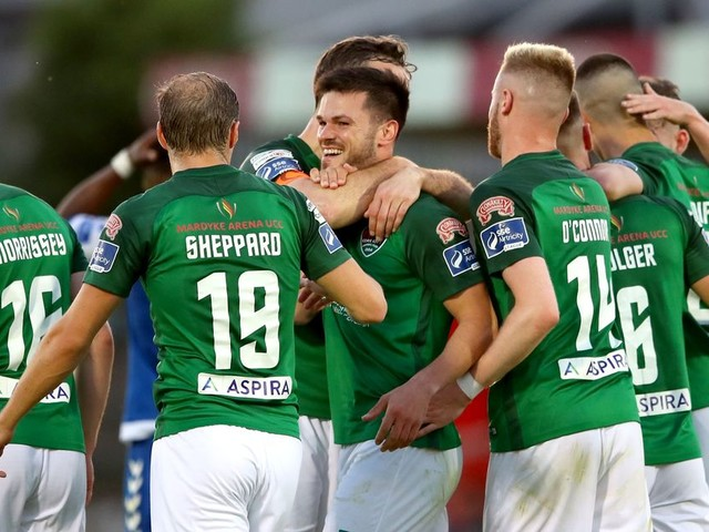 Cork City's clash with Levadia Tallinn set to be played in Parnu after venue switch