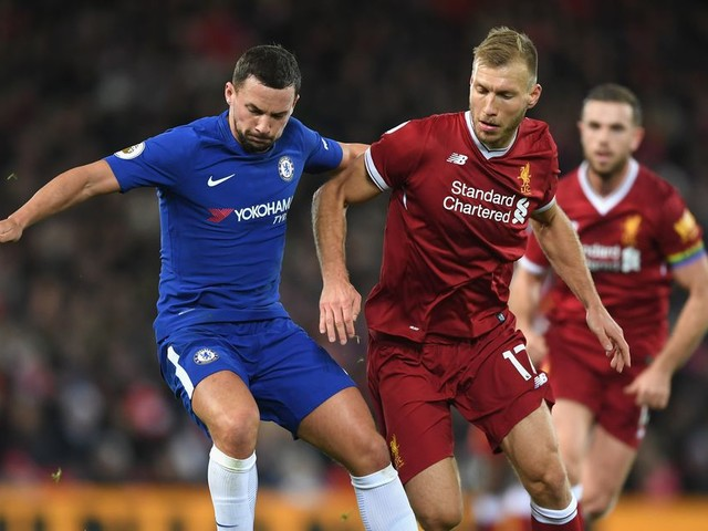 Conte explains tactical decisions made with Drinkwater, Fàbregas against Liverpool