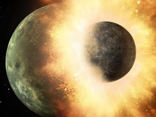 Why the moon has TWO faces