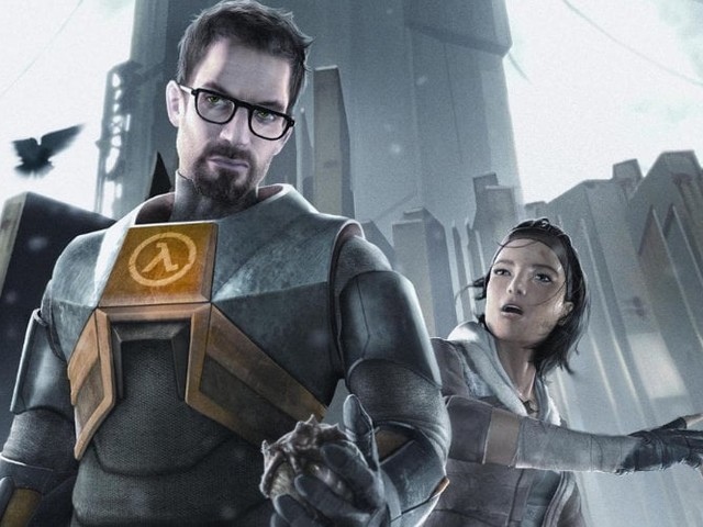 Half-Life VR code leaked