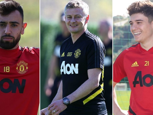 Manchester United news and transfers LIVE Jadon Sancho latest plus James Maddison contract update